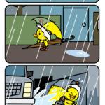 第33話 雨